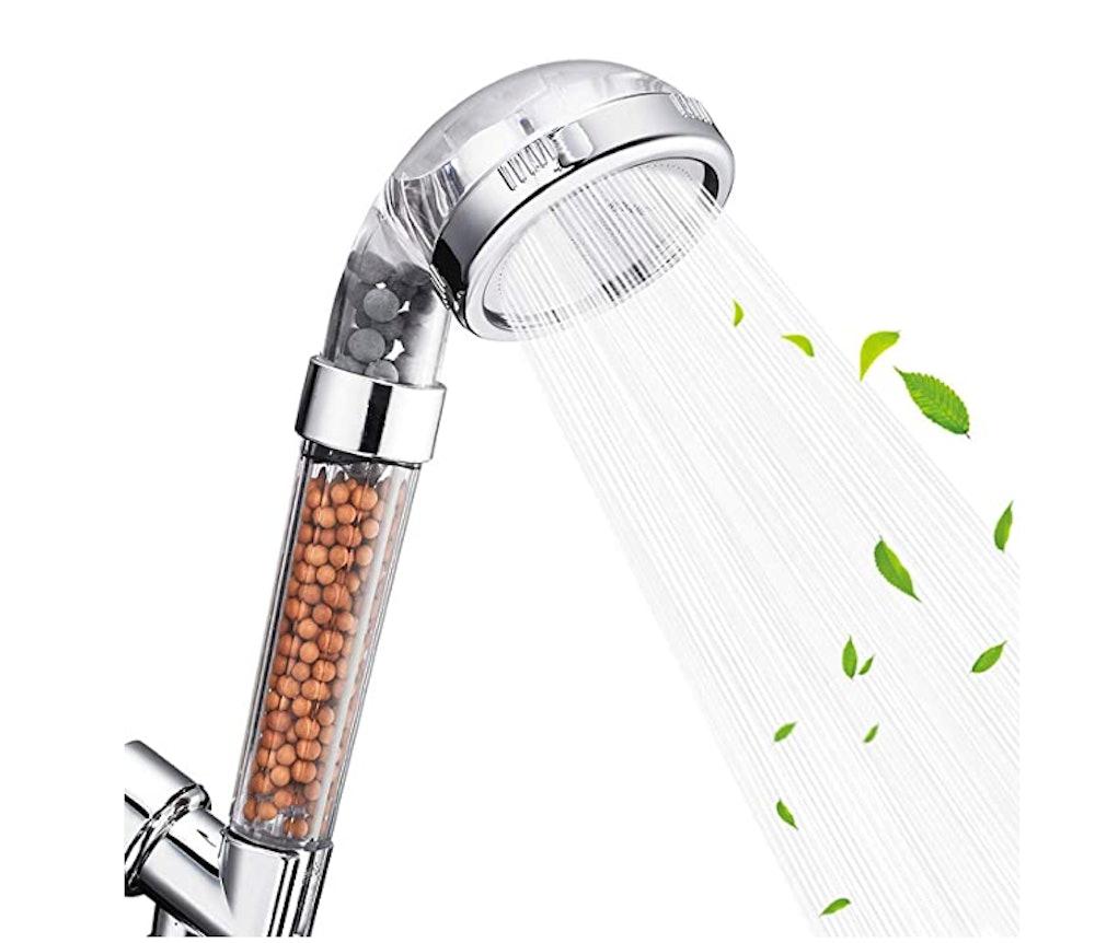 Nosame High Pressure Water Saving Shower Head