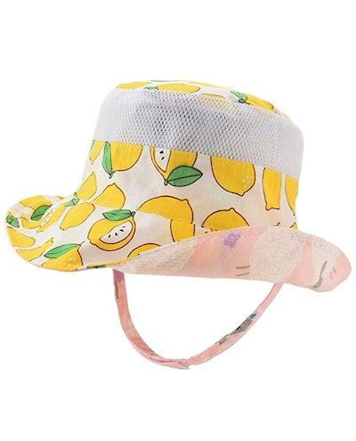 Exemaba Baby Sun Hat