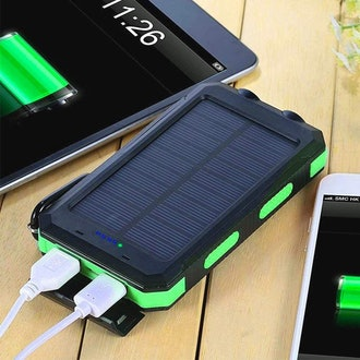 Oukafen Solar Phone Charger