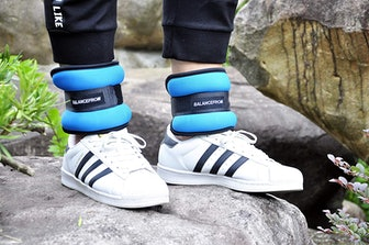 BalanceFrom GoFit Ankle Weights (1 Pair)