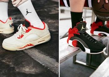 Nike Chinese New Year 2021
