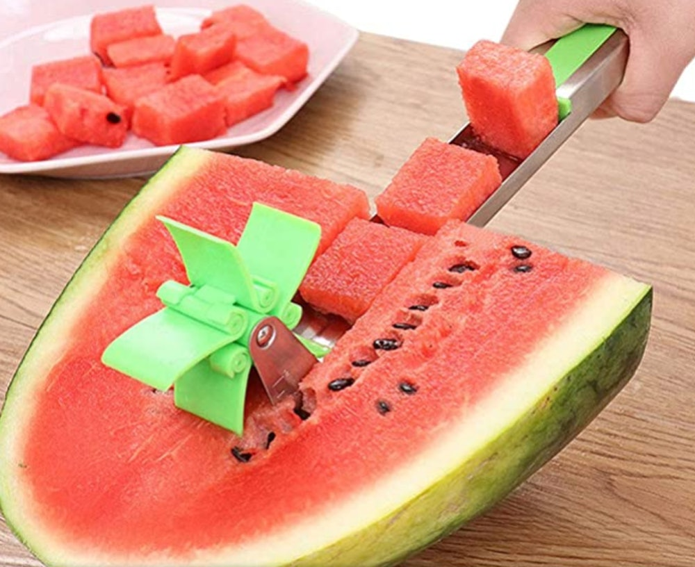 Weetiee Watermelon Windmill Cutter