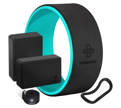 Overmont 5-in-1 Yoga Set