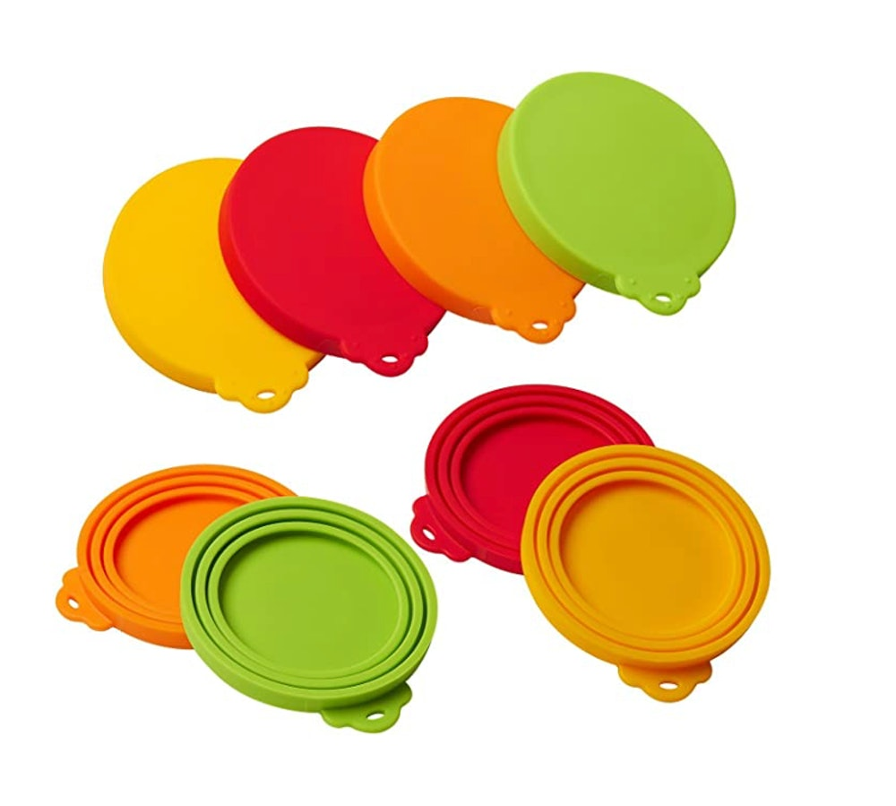 star sound source Silicone Pet Can Covers (4-Pack)