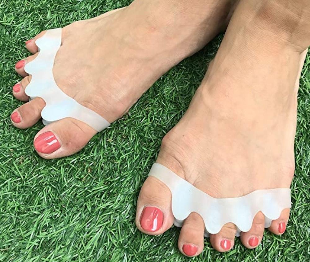 Agile Toes: Toe Separator
