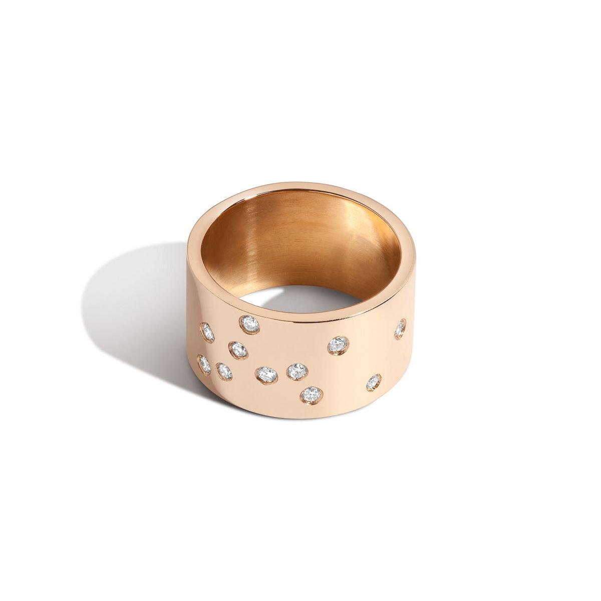 Zodiac Reveal Ring