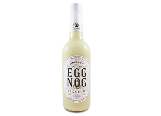 Trader Joe's is giving the gift of Eggnog liquer this year.