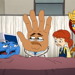 """Big Mouth Season 4 Episode 7 tackles how claims of """"blue balls"""" can be used in sexual coercion."""