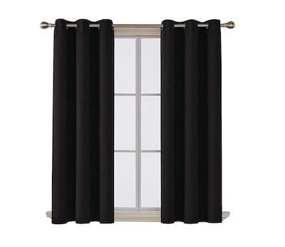 Deconovo Darkening Blackout Window Curtain