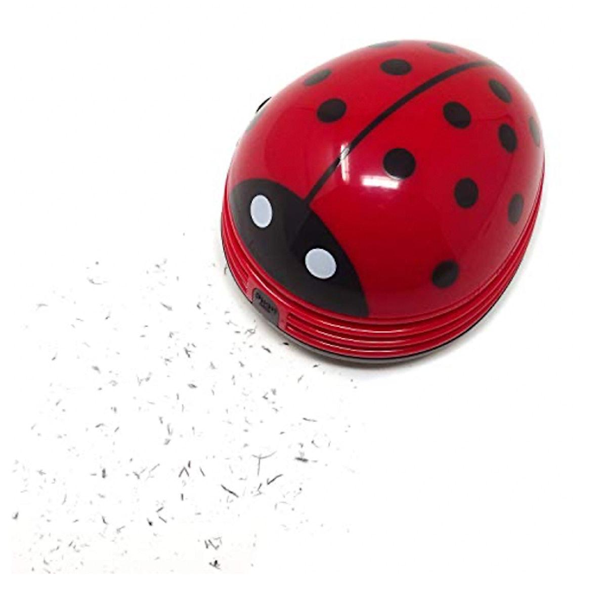 Honbay Ladybug Desk Vacuum