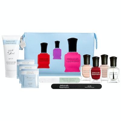 Deborah Lippmann Nails Essentials Manicure & Pedicure Set