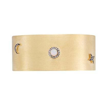 No Star Galaxy Cuff