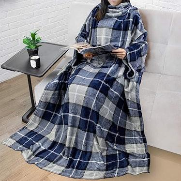 PAVILIA Premium Fleece Blanket