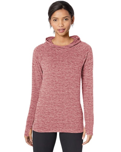 Amazon Essentials Brushed Tech Stretch Hoodie
