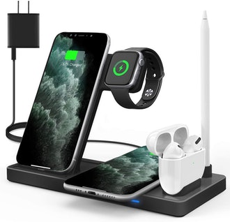 WAITIEE 5-in-1 Charging Station