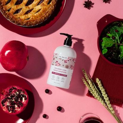 2 PACK - 16oz Cranberry Cider Hand Sanitizer