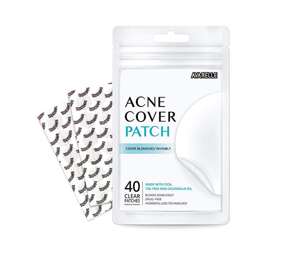 Avarelle Acne Pimple Patches (40 Count)