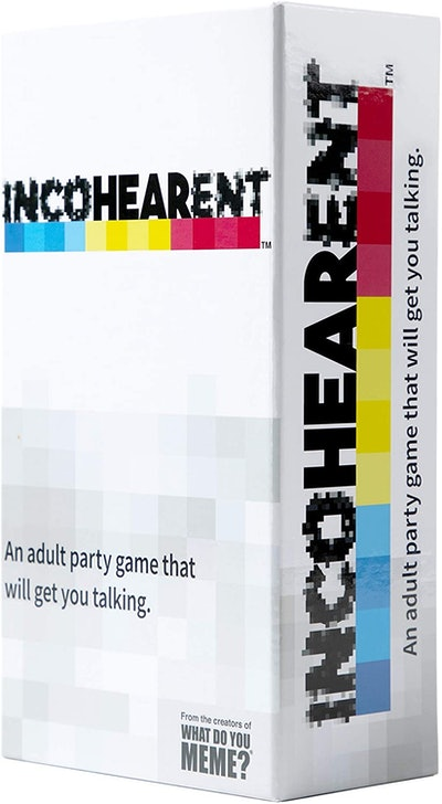 Incohearent - The Adult Party Game