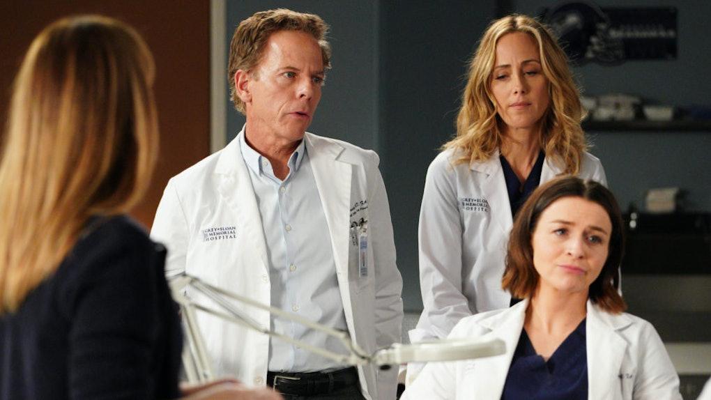 'Grey's Anatomy' cast
