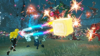 hyrule warriors age of calamity legend of zelda nintendo switch game