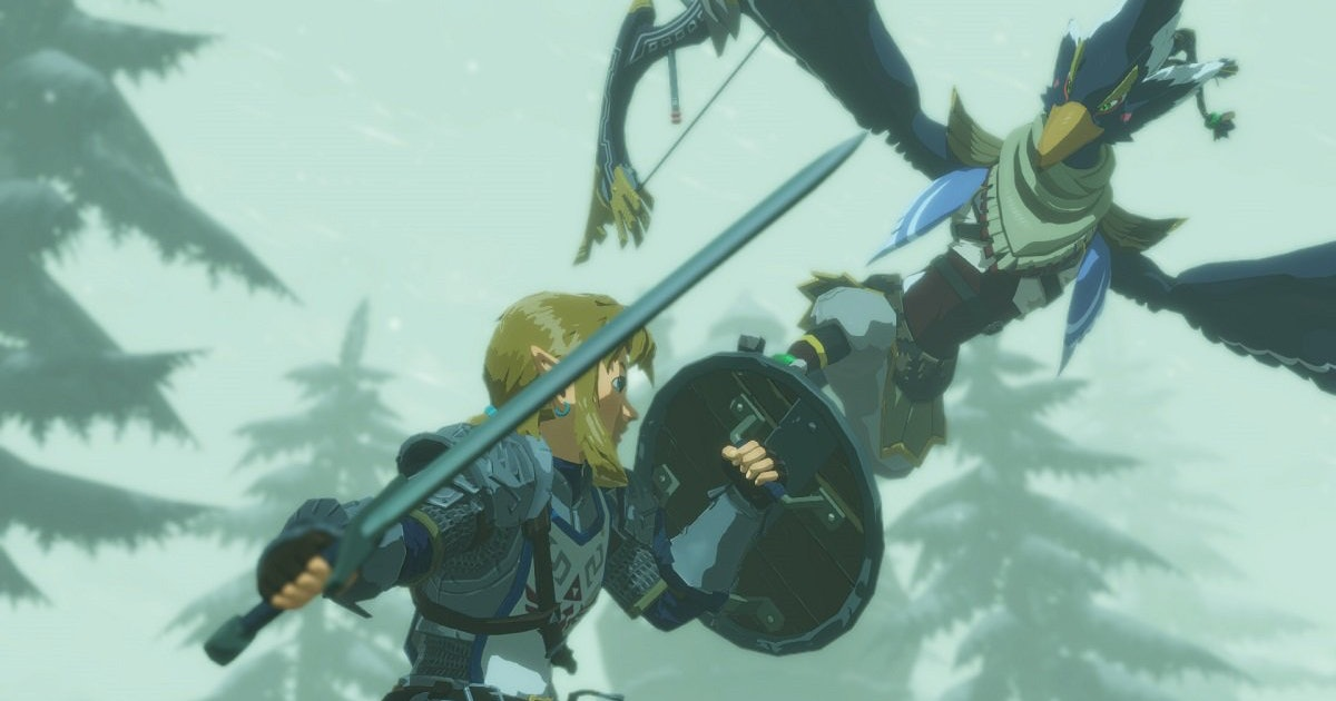 Breath Of The Wild 2 May Confirm A Bonkers Age Of Calamity Ending Theory
