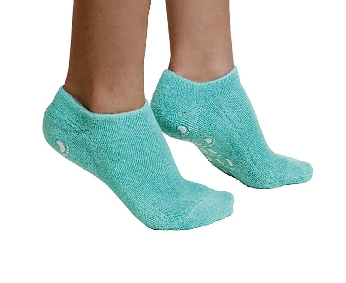 EMILYSTORES Moisturizing Socks
