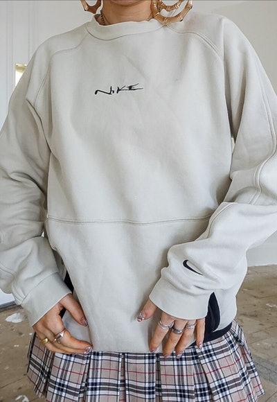 Vintage Rare Nike Sweatshirt / Sweater 90s y2k Jumper 00s