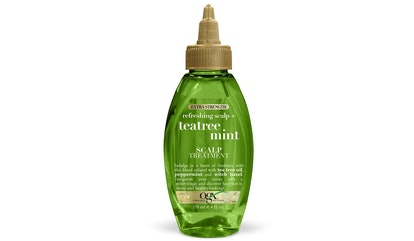 OGX Extra Strength Refreshing + Invigorating Teatree Mint Dry Scalp Treatment (4 Oz.)