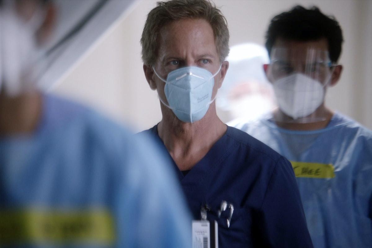 Greg Germann as Tom Koracick in 'Grey's Anatomy.'