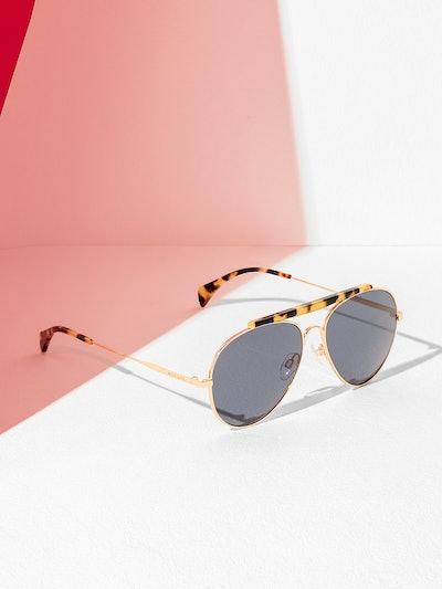 Modern Aviator Sunglasses