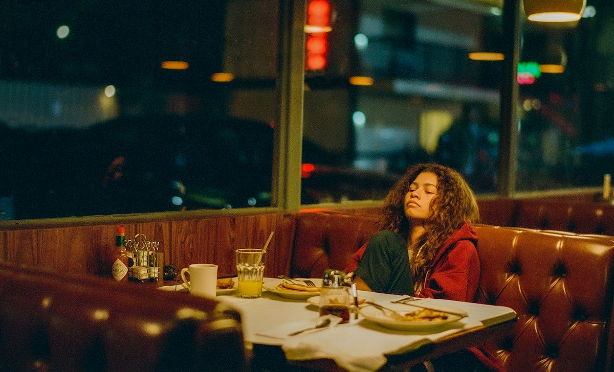 'Euphoria' fans tweeted the special episode felt like a therapy session.