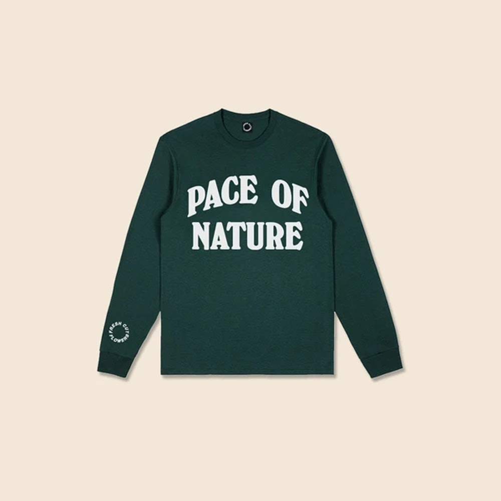 PACE OF NATURE Long-sleeve