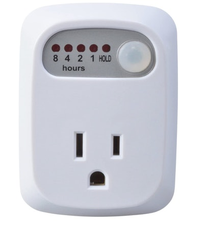 Simple Touch Auto Shut-Off Safety Outlet