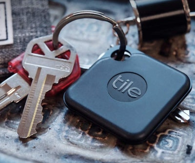 Tile Pro Bluetooth Key Finder