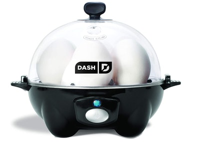 DASH Electric Cooker for Hard Boiled Eggs