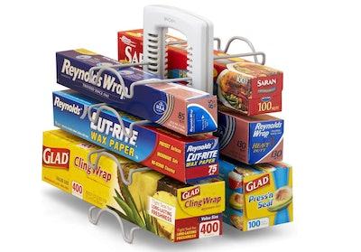 YouCopia Kitchen Wrap Box Organizer