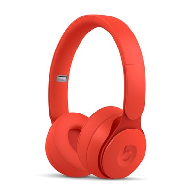 Solo Pro Wireless Noise Cancelling Headphones (Red)