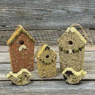 Birdseed House Trio
