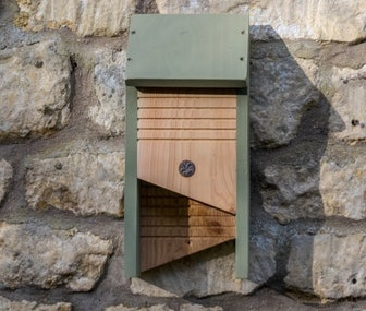 Bat Habitat House