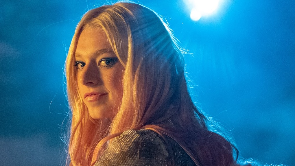 Jules (Hunter Schafer) on 'Euphoria'