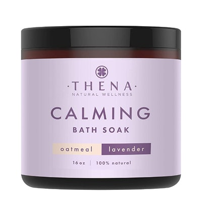 THENA Natural Wellness Organic Eczema Bath Therapy