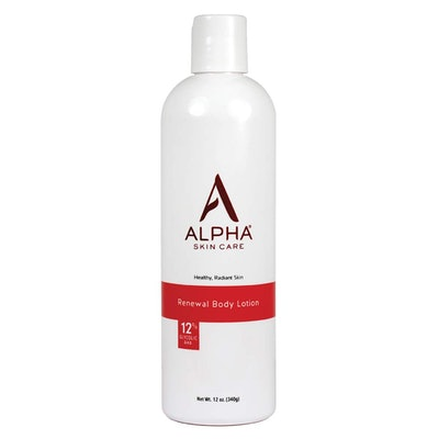 Alpha Skin Care Essential Renewal 12% AHA Body Lotion