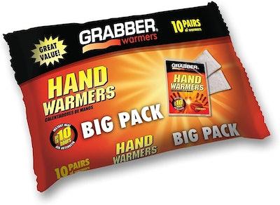 Grabber Hand Warmer 10-Pack