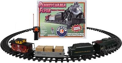 Lionel Pennsylvania Flyer Battery-powered Model Train Set