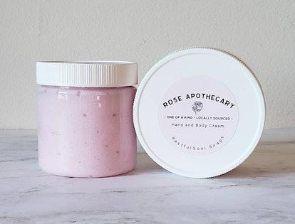 Rose Apothecary Body Cream