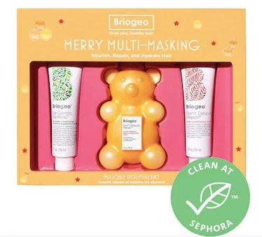 Merry Multi-Masking Kit ft. Don't Despair Repair Deep Conditioning Honey Bear Hair Mask