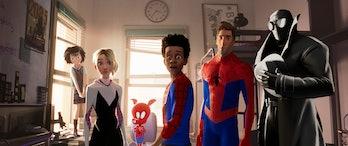 spider-man into the spider-verse sony mcu spider-man 3 multiverse