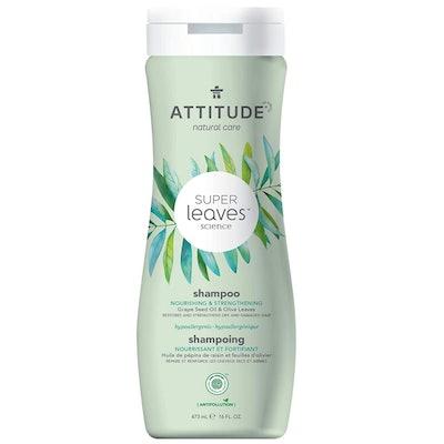 ATTITUDE Super Leaves Shampoo, 16 Oz.