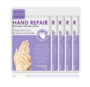 ZZLM Hand Peel Mask (5-Pack)