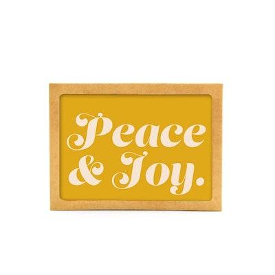 Happy Holiday Card Set